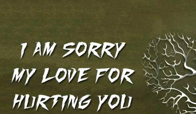 Sorry Whatsapp Dp Wallpaper pictures