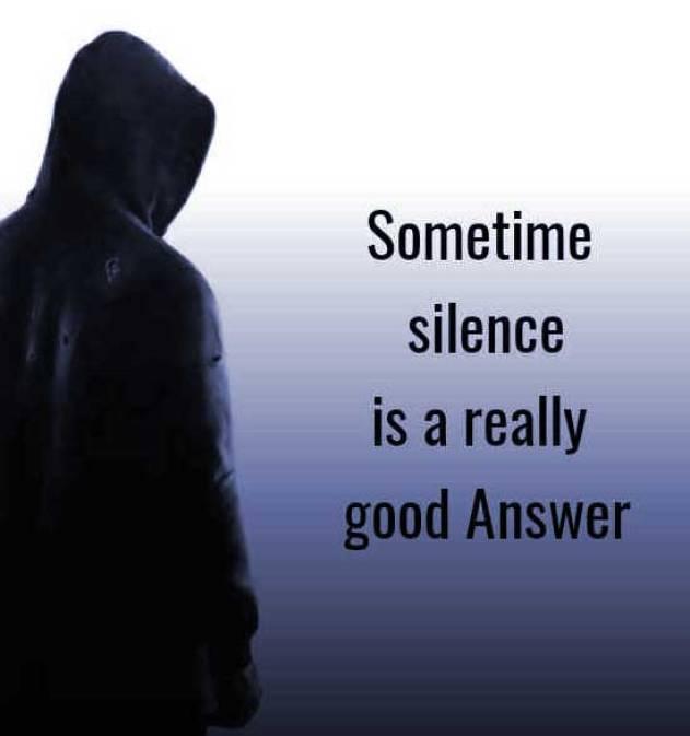 Top Silent Whatsapp Dp Images 1