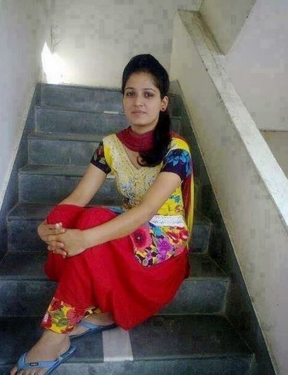 Desi Girl College Images