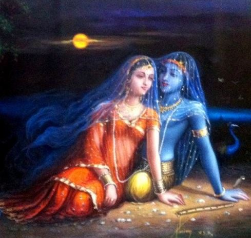 krishna and radha photos