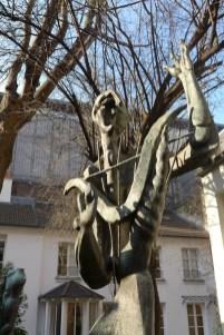 Paris Zadkine Museum