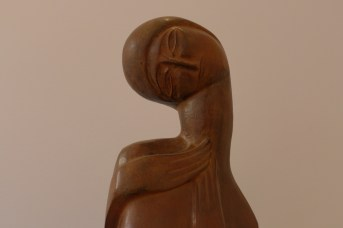 Paris Zadkine Museum - in the house