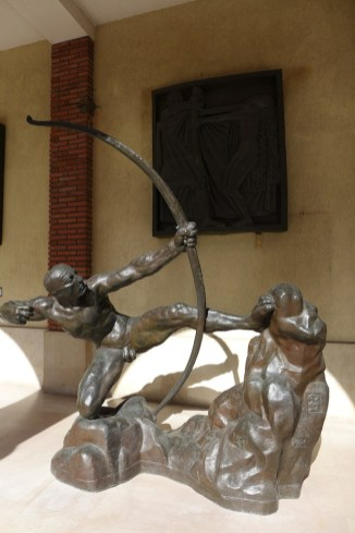 Musee Bourdelle Paris_Heracles archer
