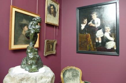 Musee Bourdelle Paris_paintings