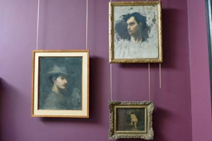 Musee Bourdelle Paris_self portraits