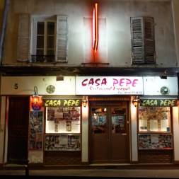 Spanish Restaurant rue Mouffetard-Paris