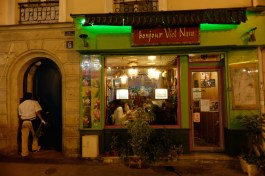 Restaurant rue thouin_Paris latin quarter
