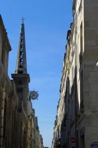 The church Rue Saint louis en l'ile