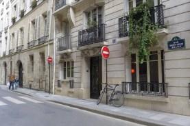 Rue saint louis en l'ile Paris