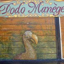 The Dodo manège at the Jardin des plantes