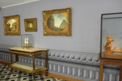 Hubert Robert paintings at Cognacq-Jay Museum