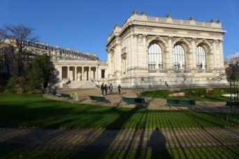 Palais Galliera Musee de la Mode Paris