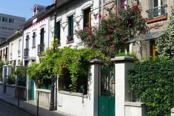 Houses Villa Daviel - Butte aux cailles - Paris