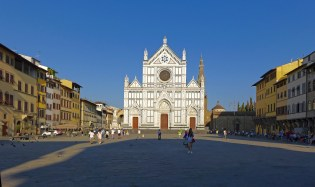 Florence-Piazza Santa Croce