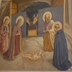 Florence-San Marco-Fra Angelico painting