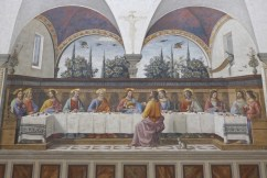 Florence-San Marco-The last supper