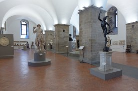 Florence-The bargello-Sculpture room