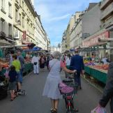 Marche Aligre Paris-by bicycle