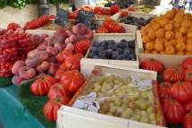 Marche Aligre Paris-fruit