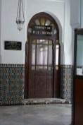 Paris-The Mosque-inside