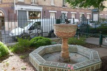 Paris-Place du puits de l ermite