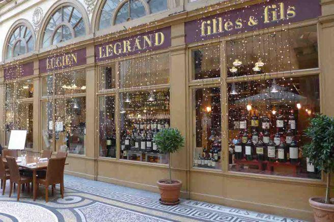 Legrand Filles et Fils-Paris-Galerie Vivienne