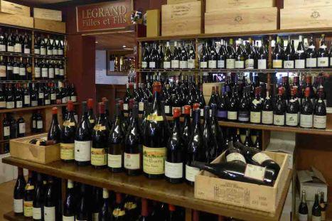 Legrand Filles et Fils-Paris-Wines