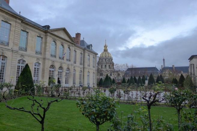 Musée Rodin-Paris_The garden-views