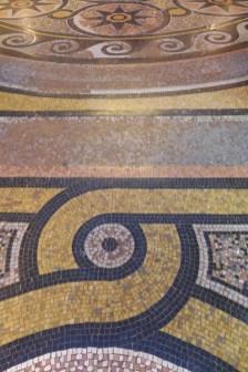 Galerie Vivienne-Paris-Mosaic floor