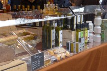 Marche Monge Paris-honey and delicatessen