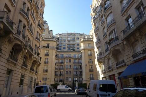 Exploring Passy-Paris- The avenue Fremiet