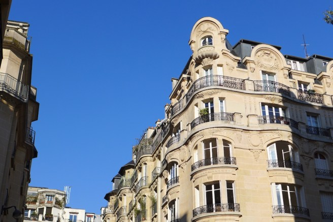 Exploring Passy-Paris-Belle Epoque Building