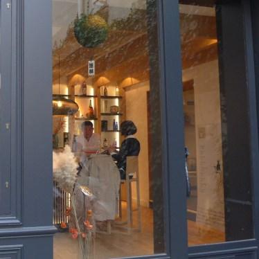 Exploring Passy-Paris-Sake Bar Impasse des carrieres