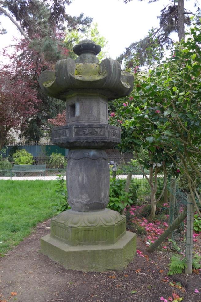 Parc Monceau Paris - Japanese Antique