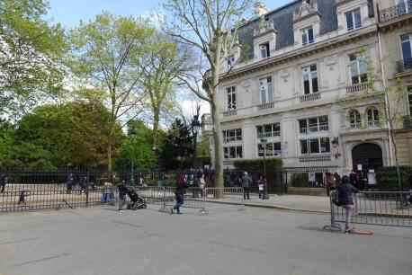 Parc Monceau Paris - Ecole Internationale Bilingue