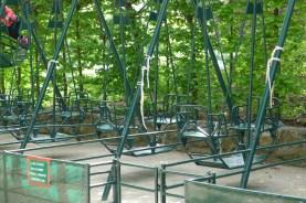 Parc Monceau Paris - Swings