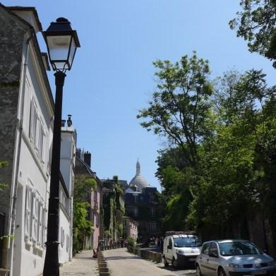 Montmartre - Rue de l'Abreuvoir-02
