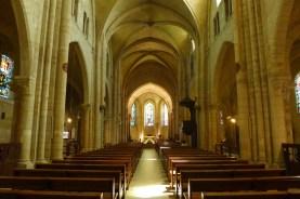 Saint Pierre de Montmartre - the Inside