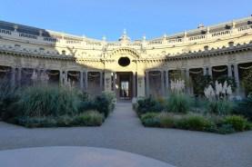 Petit Palais - Paris - In the garden