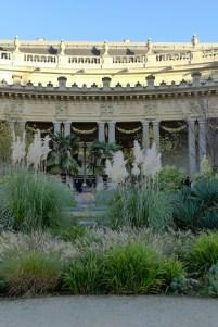 Petit Palais - Paris - Tea room in the garden