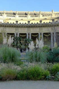 Petit Palais - Paris - Tea room in the garden