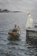 Anders Zorn - Vacances d'été-1886
