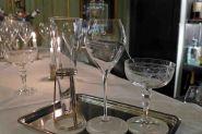 Champagne Bar Le Dokhans-Champagne glasses