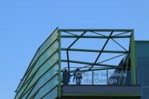 The Rooftop of the Cite de la Mode et du Design