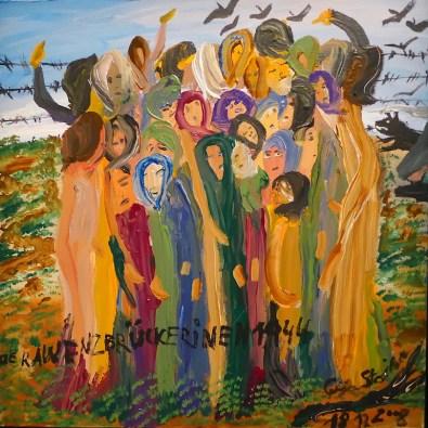 Ceija Stojka-Les femmes de Ravensbruck