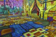 Atelier des lumieres-Paris-Hundertwasser-01
