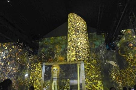 Atelier des lumieres-Paris-Klimt et l or-02