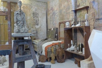 Institut Giacometti-Paris-the studio