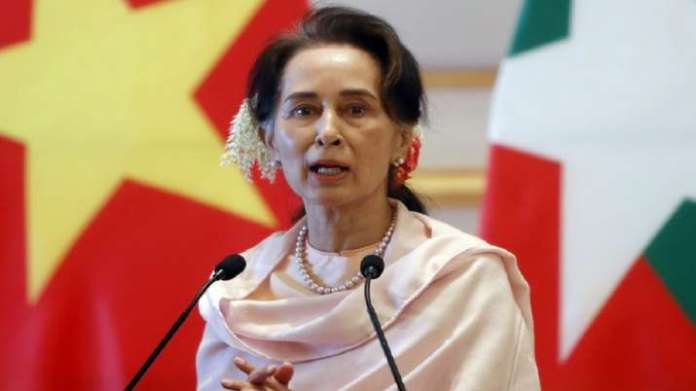 Coup in military stages in Myanmar, declared a year's emergency; detained President Aung San Suu Kyi,