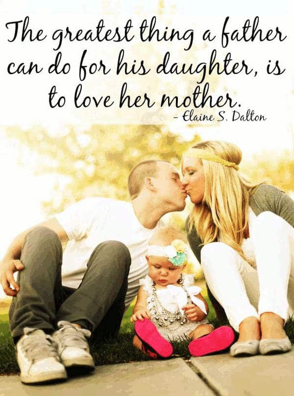 Mother Loving Her Daughter Quotes